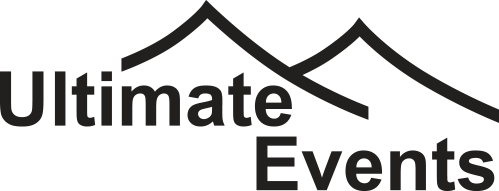 Ultimate Events Print Logo