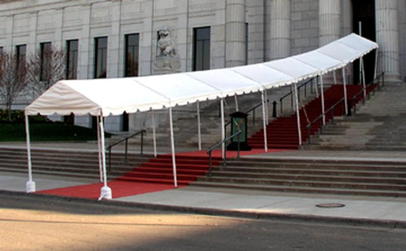 Marquee Tents 6u0027 u0026 10u0027 Wide & Marquee Tents | Rental Reception Party Banquet | Ultimate Events