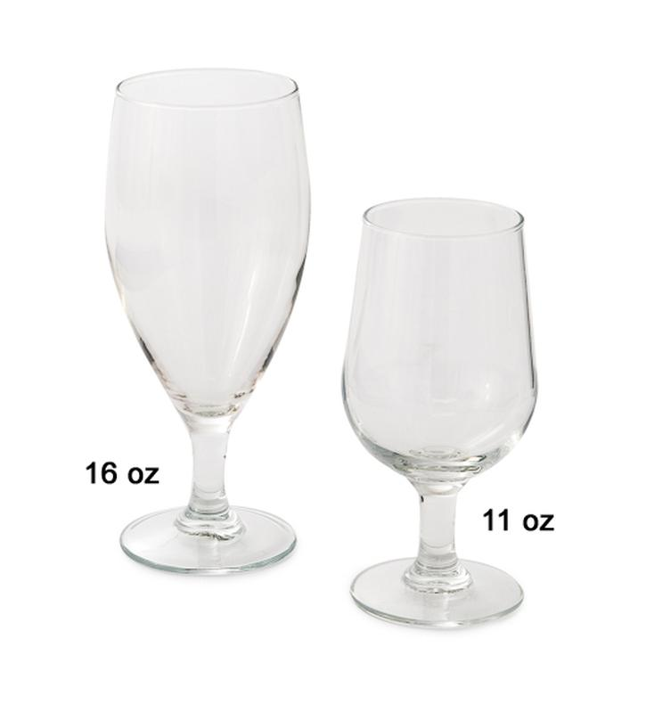 Water Iced Tea Gles Goblets