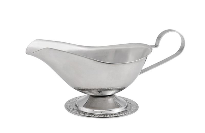 Stainless Steel Gravy Boat Rental Table Accessories Ultimate Events - Stainless steel table accessories
