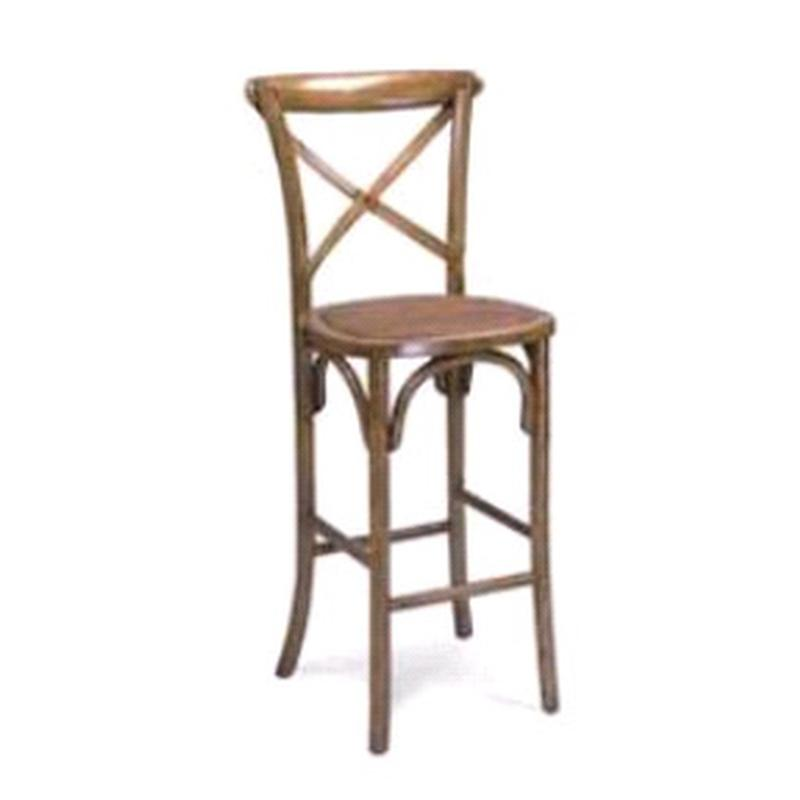 Incredible Farm Style Bar Stool Event Banquet Wedding Party Download Free Architecture Designs Rallybritishbridgeorg