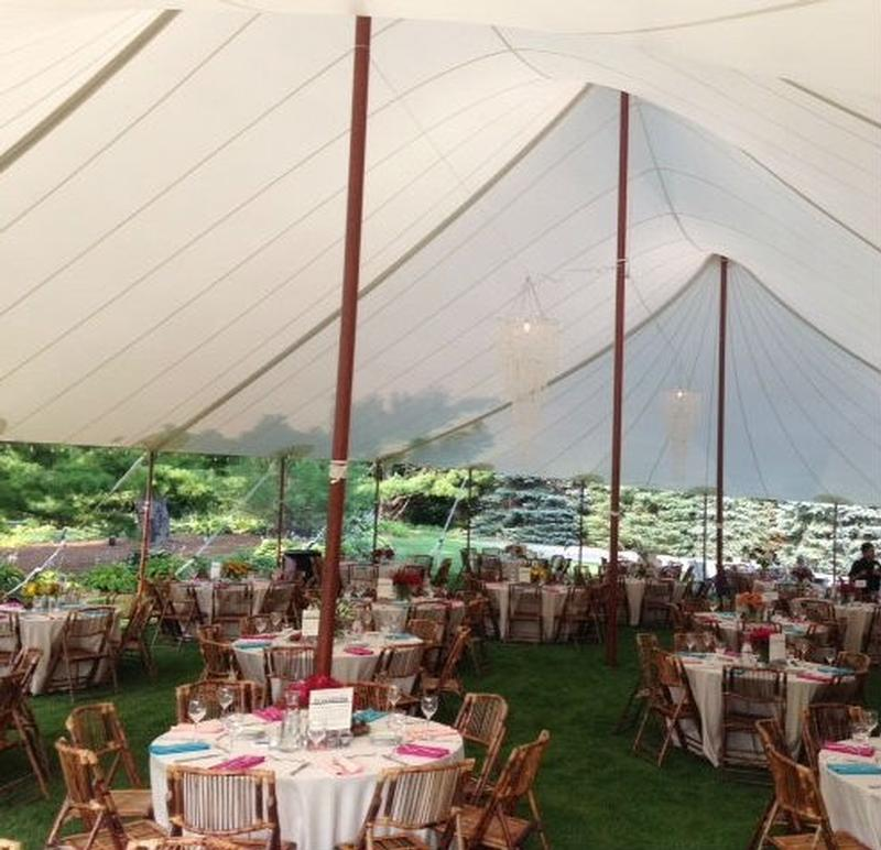 Sail Cloth Tents & Full Sail Rope u0026 Pole Tent | Rental Reception Party Banquet ...