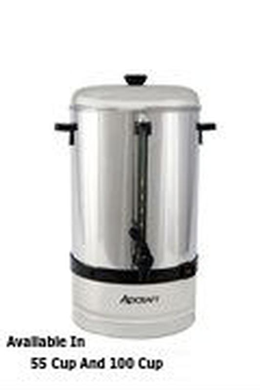 bc4ef34fd3b Stainless Steel Coffee Maker Rental | Event Banquet Reception Rental ...