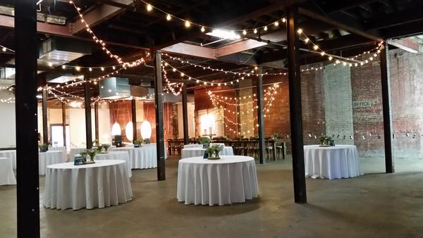 String Event Lighting - 9