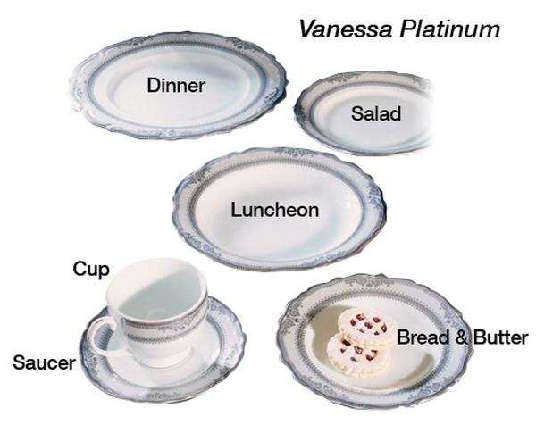 Vanessa Platinum China