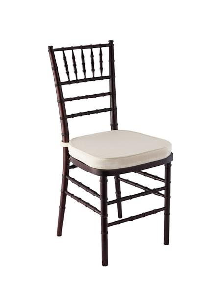 Mahogany Chiavari Ballroom Chair